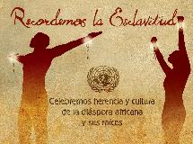 Cartel conmemorativo de la ONU (UN)