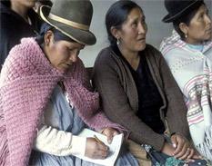 La ONU destaca el papel de las mujeres frente a los desastres naturales