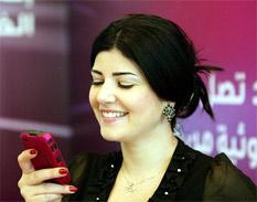 Sigue el incremento de la telefonía móvil en el mundo con  6.000 millones de suscriptores