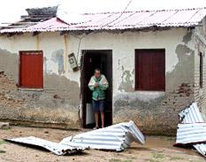 Damnificados Huracan Sandy