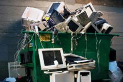 Basura electrónica  -  Foto iFuturo