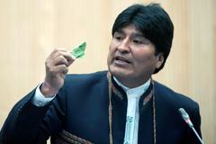 Evo Morales en la ONU -  Foto UN
