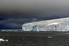 Hielos árticos (Foto PNUMA)