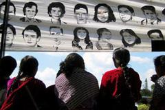 Homenaje a víctimas -Foto N. Pizzey