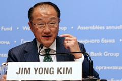 Director Banco Mundial - Foto WB