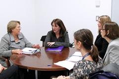Mujeres con Bachelet (UN/ Bajordas)