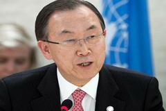 Ban Ki-moon (Foto UN/Ferré)