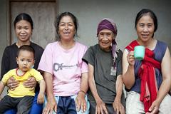 Mujeres rurales (Foto UN/ Kibae)