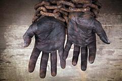 Manos esclavas (Foto UN)