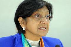 Navi Pillay (Foto UN/ V. Martin)