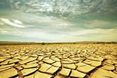 Tierras afectadas por la sequía (CV)