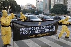 Campaña de seguridad vial (LDD)