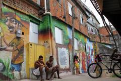 Una favela brasileña (Foto UN)