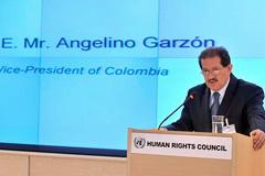 Angelino Garzón (Foto UN/ J.M. Ferré)