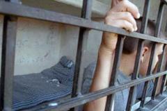 Niño en prisión (foto Amnistía Internacional)