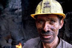 Minero, oficio vulnerable (Foto BM/ Wallace)