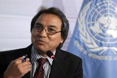 James Anaya (Foto UN)