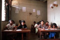 Mala educación indígena (Foto WB/ Buyulut)