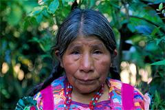 Indígena mexicana (Foto WB/ Carnemark)