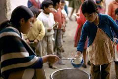 Los pobres seguirán marginados (Foto WB)