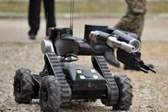 Robot militar (Foto Nato)
