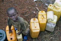 Niño trabajador (Foto UN /Sylvain Liechti)