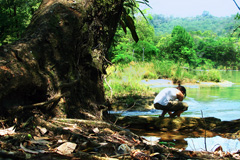 Deterioro ambiental (Foto JL Rezo)