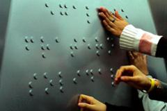 Libros en braille (Foto Fundosa)
