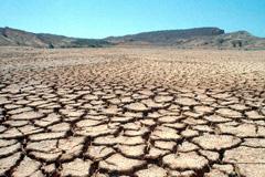 Desertificación en Africa (Foto UN/ E. Schneider)