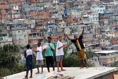 Una favela brasileña (Foto ONU-Habitat)