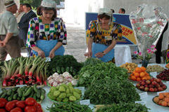Mercado hortícola (Foto WB)