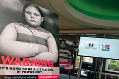 Campaña contra la obesidad infantil