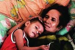 Un minuto en la piel de un refugiado Foto HCR)