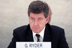 Director General de la OIT (Foto UN/Ferré)
