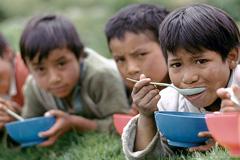 Eliminar la malnutrición (Foto WB/ J. Martin)