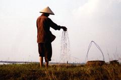 Pequeño agricultor asiático (Foto WB)
