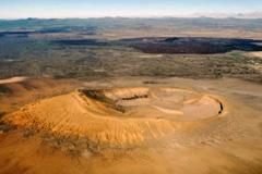 El Gran Desierto de Altar (Foto Unesco)