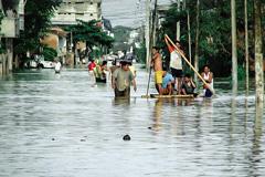 Inundaciones en la costa ecuatoriana (Foto IFRC)