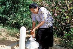 El agua clave para el desarrollo (Foto WB)