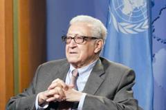 Lakhdar Brahimi (Foto UN)