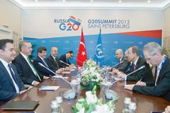 Ban en la Cumbre del G22 (Foto UN)