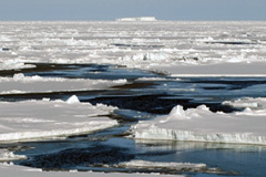 Deshielos de los glaciares (Foto Pnuma)
