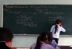 La educación para el desarrollo (Foto WB)