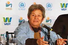 Martha Isabel Ruiz Corzo (Foto Pnuma)