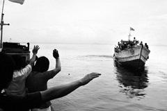 Boat people de los años 60 (Foto UN)