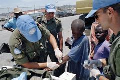 Misión de paz de la ONU en Haití (Foto UN)