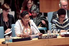 Debate en el Consejo de Seguridad (Foto UN)