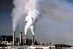 Contaminación industrial (Foto archivo)