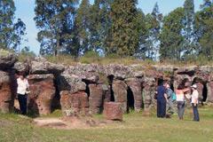Grutas del Palacio Global, Uruguay (Foto Unesco)