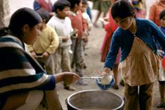 Pobreza en el agro (Foto WB/Martin)